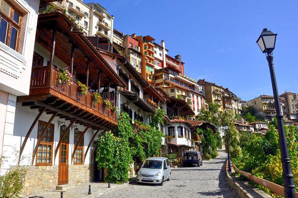 Bulgaria residence